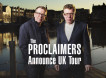The Proclaimers Announce UK 2015 Tour