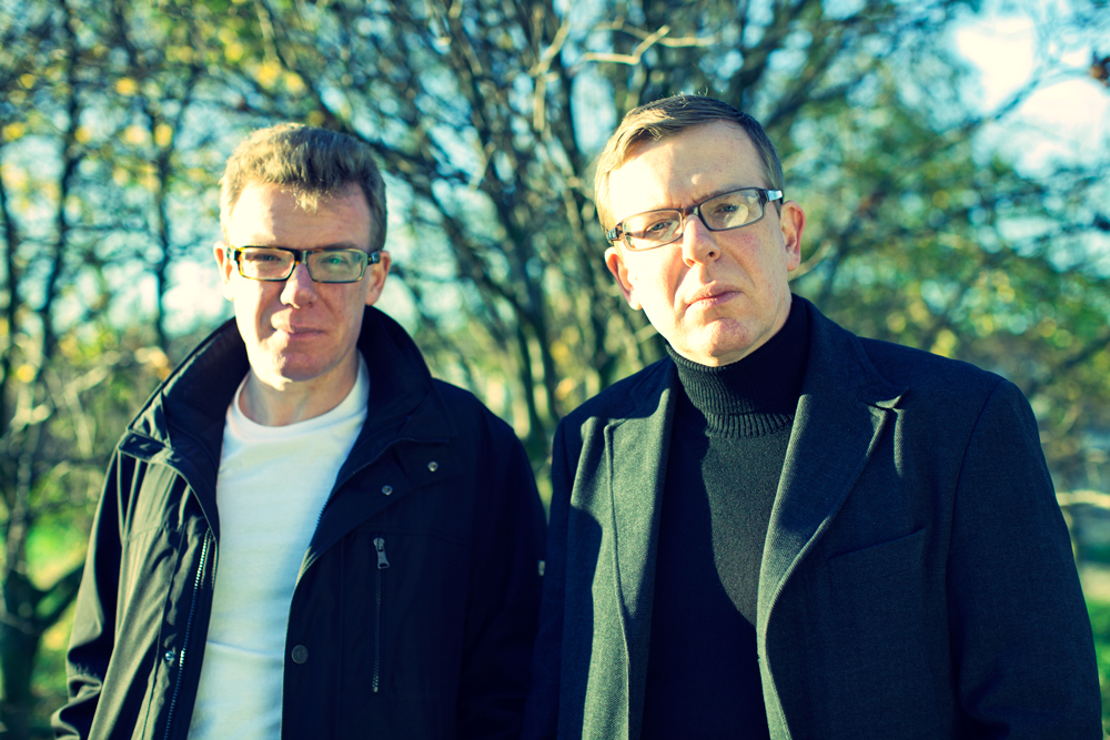 The Proclaimers by Sol Nicol