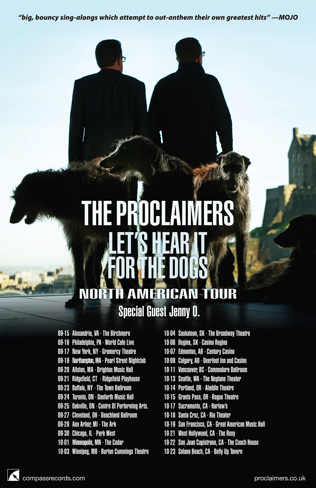 proclaimers-tour-poster