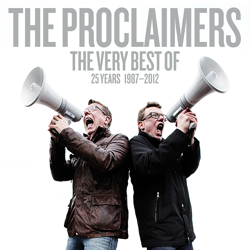 Very Best Of 25 Years 1987 2012 The Proclaimers