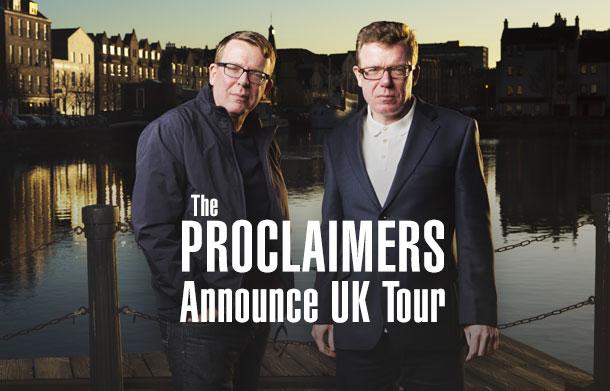 Announce Uk Tour